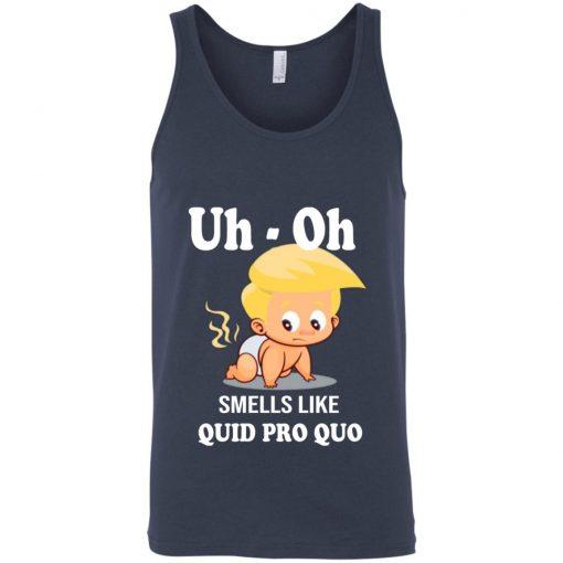 Funny Anti Trump Baby Quid Pro Quo Impeachment