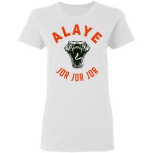 ALAYEJORJORJOR Alaye Jor Jor Jor Head Snake Shirt