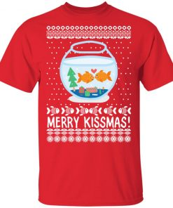 Fish Merry kissmas Christmas Funny Christmas Ugly