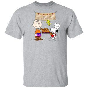 Snoopy Happy Thanksgiving Happy Turkey Day