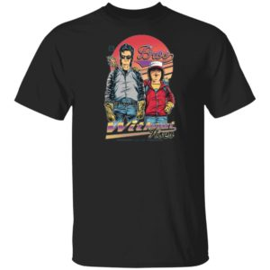 Stranger Things Bros Steve Dustin shirt