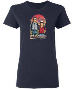 Stranger Things Bros Steve Dustin shirt