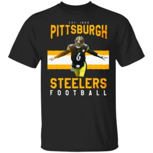 Duck Devlin Hodges Leads Pittsburgh Steelers Football shirt