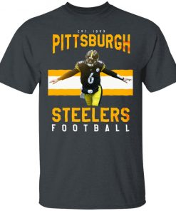 Duck Devlin Hodges Leads Pittsburgh Steelers Football shirt