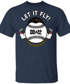 Derek Dietrich Shirt LET IT FLY! DD22 T-Shirt