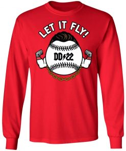 Derek Dietrich Shirt LET IT FLY! DD22 T-Shirt