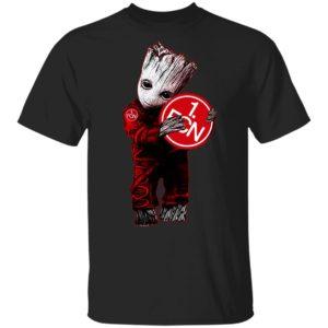 Baby Groot hug 1. FCN T-Shirt