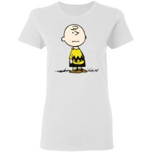 Charlie Brown Cartoon Shirt Ls Hoodie