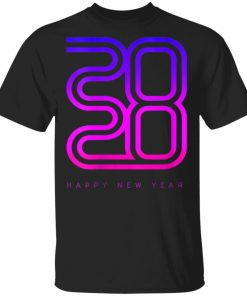 New Years Eve Happy New Year 2020 Shirt Ls Hoodie