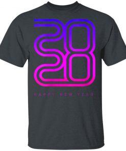 New Years Eve Happy New Year 2020 Shirt Ls Hoodie
