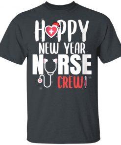 Happy New Year Nurse Costume Shirt Ls Hoodie