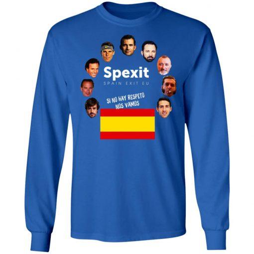 Spexit Spain Exit EU Si No Hay Respeto Nos Vamos