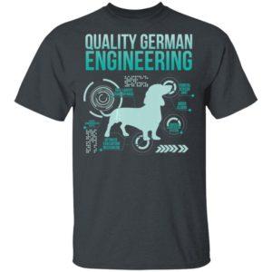 Weiner dog joke sarcastic german dachshund dog shirt