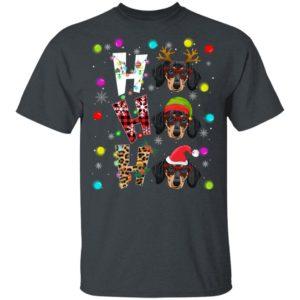 Dachshund Pajamas T-Shirt Sweater Hoodie