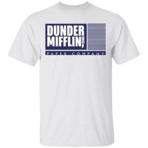 Dunder Mifflin Inc Paper Company The Office T-Shirt