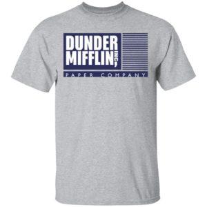 Dunder Mifflin Inc Paper Company The Office T-Shirt