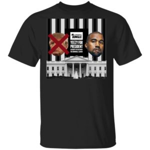 Yeezy For President Shirt Ls Hoodie