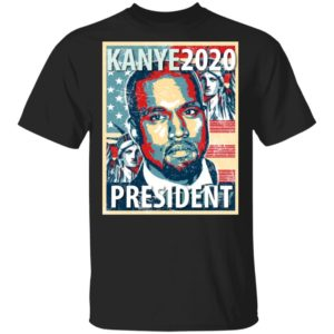Yeezy Kanye for President 2020 Shirt Ls Hoodie
