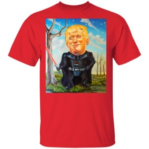 Darth Trump President Star Wars Shirt Ls Hoodie