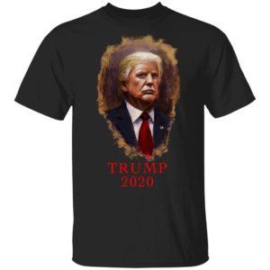 Donald Trump President 2020 Shirt Ls Hoodie