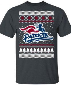 New England Patriots Ugly Christmas