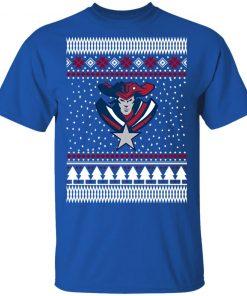 New England Patriots Logo Ugly Christmas