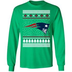 England Patriots Ugly Christmas