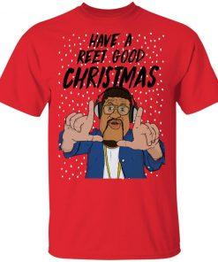 Bo Selecta Craig David Have a Reet Good Christmas Christmas shirt