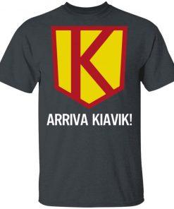 Arriva Kiavik Shirt