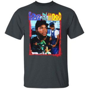 Boyz N The Hood Shirt Ice Cube Cuba Gooding Shirt
