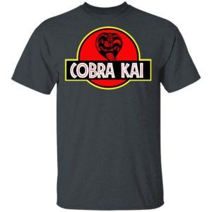 Cobra Kai Jurassic Park Shirt Ls Hoodie