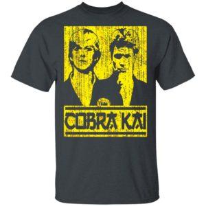 Cobra Kai Daniel Larusso Johnny Lawrence Shirt Ls Hoodie