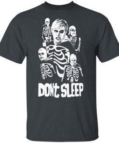 Don't Sleep Cobra Kai Shirt Ls Hoodie