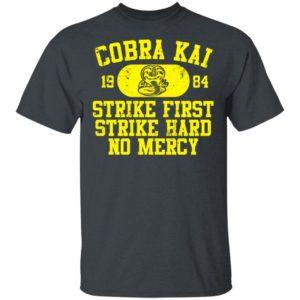 Cobra Kai 1984 Shirt Ls Hoodie