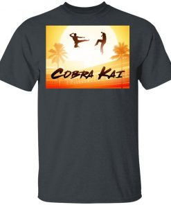 Cobra Kai Season 1 Shirt Ls Hoodie