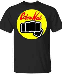 Cobra Kai Karate Hand Shirt Ls Hoodie