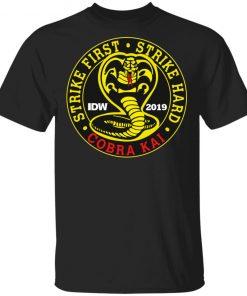 Cobra Kai Comic 2019 Shirt Ls Hoodie