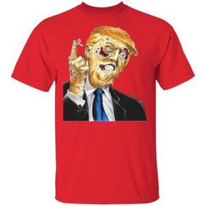 Zombie Trump Shirt Ls Hoodie