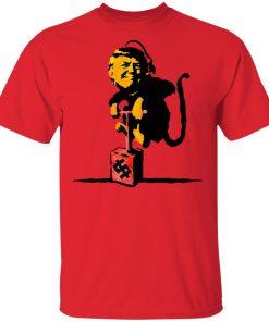 Orange Monkey Detonator Donald Trump Shirt Ls Hoodie