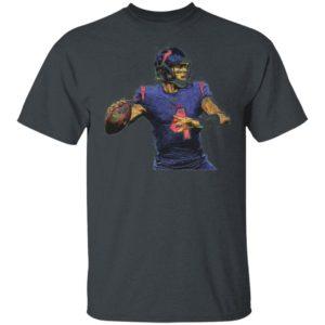 Deshaun Watson Football Shirt Ls Hoodie