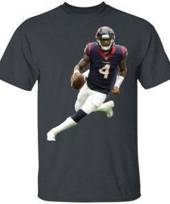 Deshaun Watson Houston Texans Shirt Ls Hoodie