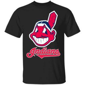 Cleveland Indians Shirt Ls Hoodie