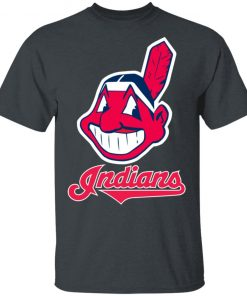 Cleveland Indians Shirt Ls Hoodie