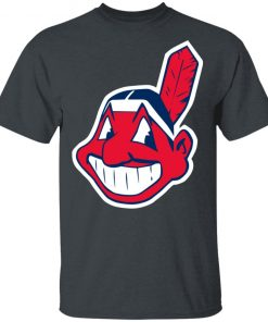 Cleveland Indians to Drop Chief Wahoo Logo in 2019 Shirt
