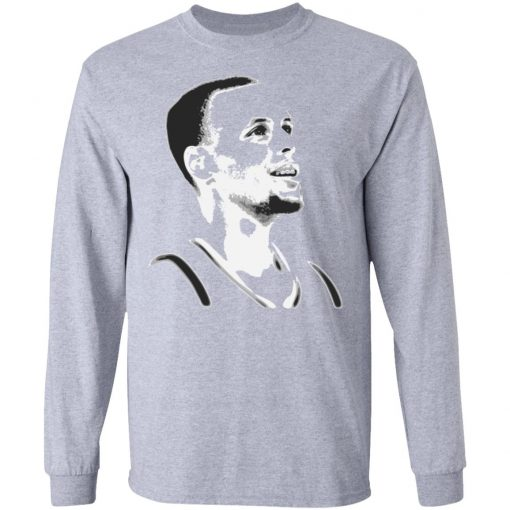 Stephen Curry NBA Shirt Ls Hoodie