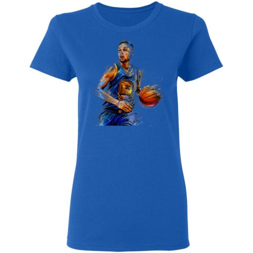 Stephen Curry for Reverse NBA Shirt Ls Hoodie