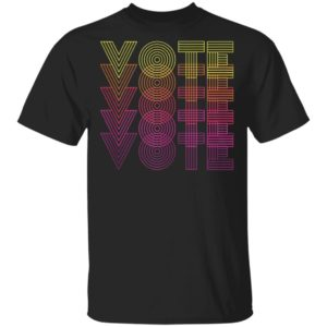 Vintage Election VOTE 2020 Elections Shirt Ls Hoodie