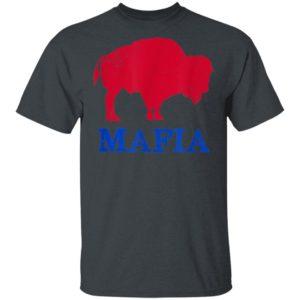 Bills Mafia 716 Buffalo New York BFLO WNY T-Shirt Ls Hoodie