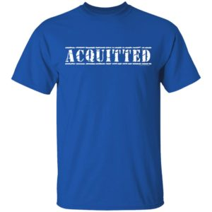 ACQUITTED - Pro Trump 2020 T-Shirt Ls Hoodie