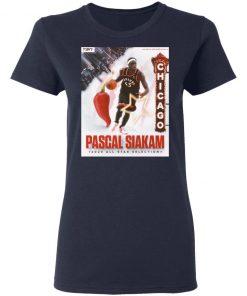 NBA Pascal Siakam Too Spicy All-Star Shirt Ls Hoodie